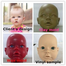 custom likeable baby amore doll/doll heads arms and legs/dolls adora child