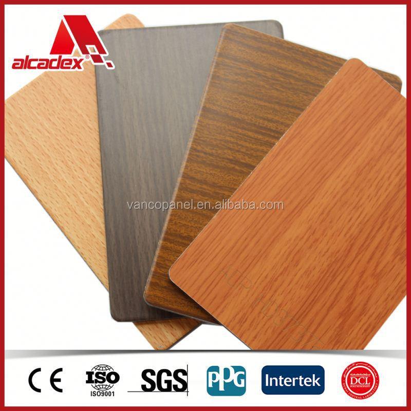 Exterior Wall Panel Wood Grain Aluminum Laminate Board Buy Exterior Wall Panels Exterior Wood