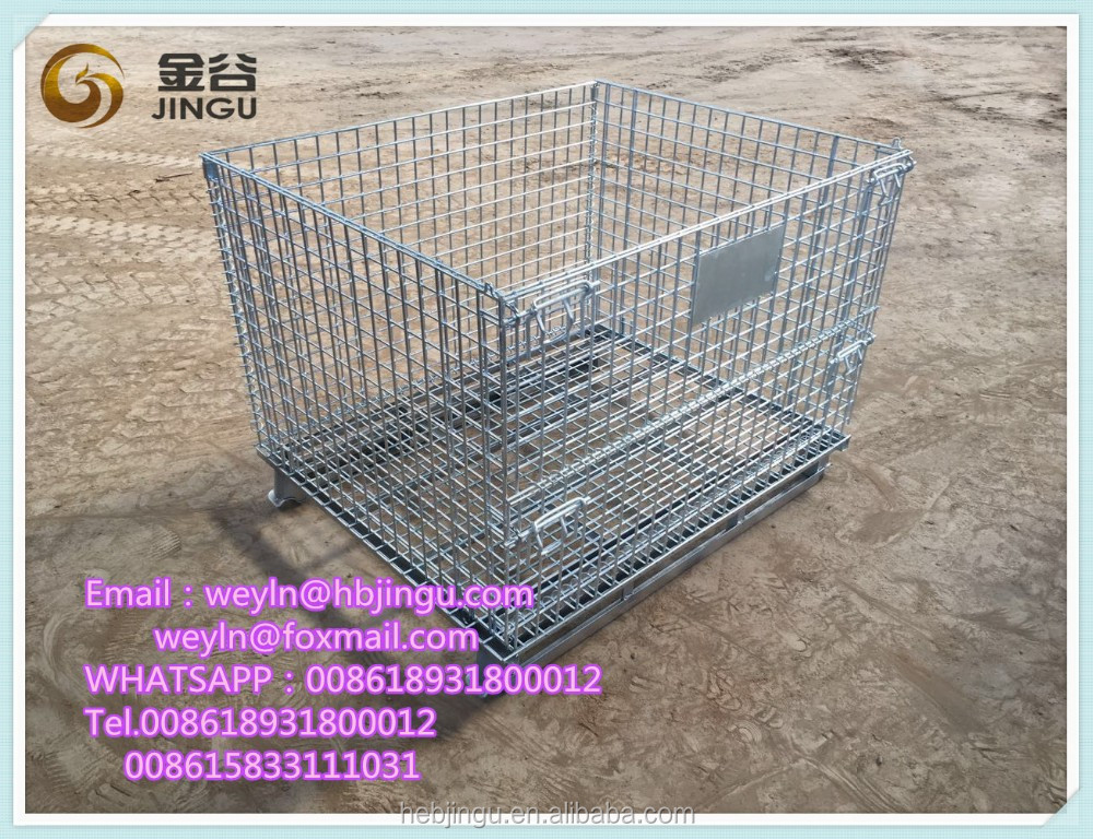 High quality promotion matel two layer Chrome plating steel storage cages
