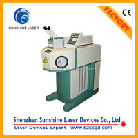 Jewelry Dental Laser Spot Soldering Machine Price