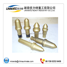 Road/Asphalt/Concrete pavement milling machines drill bits/teeth/cutters/cutting tools