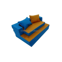 Kids folding mattress for sofa bed
