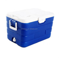 40L insulated plastic SY picnic ice cooler box