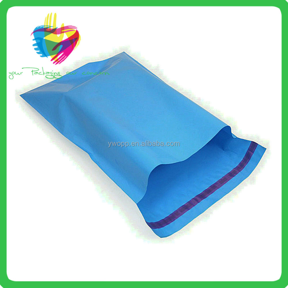 Yiwu poly enclosed express paper bags custom mailing bags packing list envelope