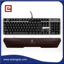 Latest Model Gaming Mechanical Waterproof Computer Keyboard