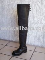 ENGINEER CUSTOM BOOTS 37 INCHES HIGH