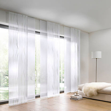 Wholesale Elegant moving panel curtain for curtains