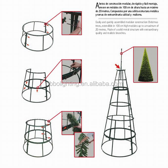 holiday time christmas tree manual