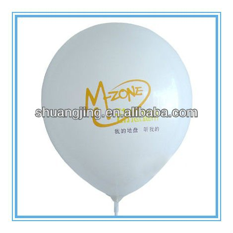 oem prineted cheap inflatable advertising balloon