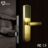access control system for apartment door lock