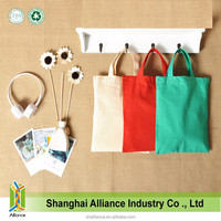 Shopping Promotion Plain Tote Cotton Road Bag