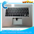 "Wholesale Original Genuine For Macbook Air 13"" 2013 A1466 Laptop Palmrest Top Case With US Keyboard and Trackpad Assembly"