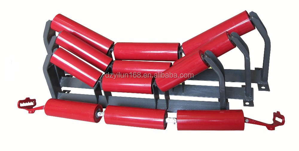 New, high quality, belt conveyor roller,idler low price