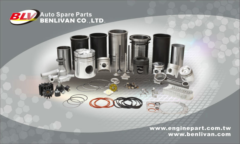 Diesel Marine Engine Parts for Japanese / Korea / Heavy Duty Parts