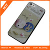 for apple iphone 5 case protective cartoon cell phone case