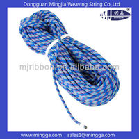 polyester mountain rock climbing dynamic rope