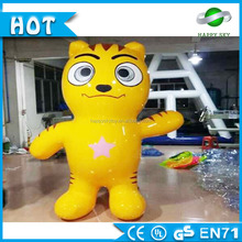 Best price!!!!adult inflatable christmas cartoons,cartoon body inflation,mini cartoon characters