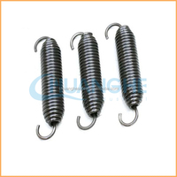 Competitive price high quality rc exhaust pipe tension spring
