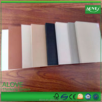 wall plastic decorative panels PVC Furniture Panel exterior composite wall siding