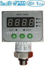 Pressure control switch for boiler