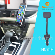 Stands Car phone Charger Holder for magnetic with goosneck