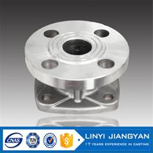 Trade assurance supplier stainless steel 304/316 OEM factory steel valve casting