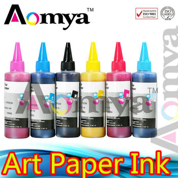 Aomya for Epson Art paper pigment ink from Chinese factory