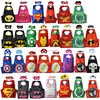 Boys Girls Kid Halloween Superhero Cape