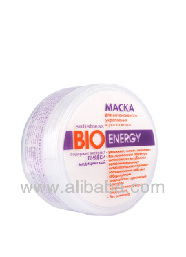 Mask for intensive strengthening and growth of hair