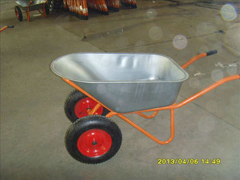 wheelbarrow for russion market