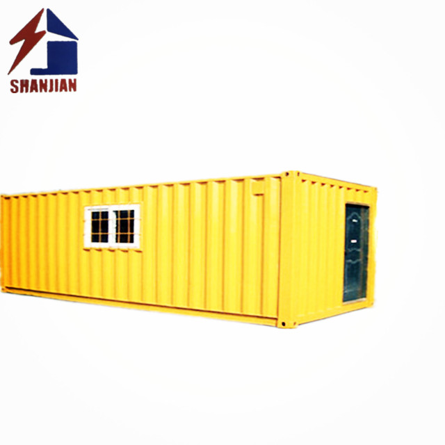Container Materials Shipping House, Cold Room Prefab Container Green House