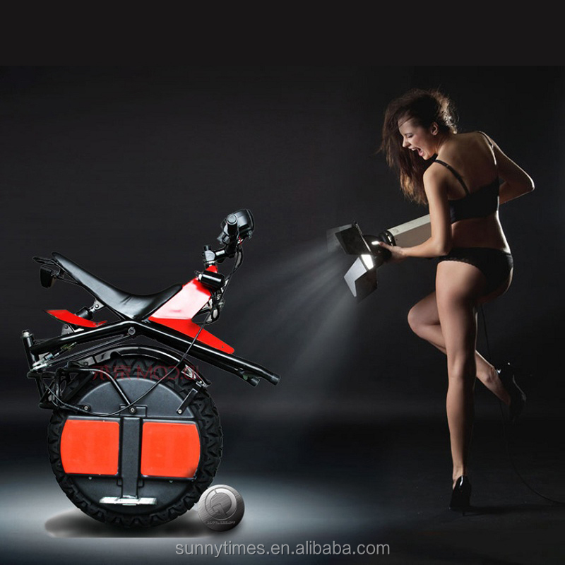 Factory Supply 26 Inch One Wheel Self Balancing Motorcycle electric motorcycle adult self balancing scooter