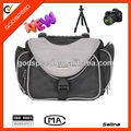 SY-610 fashon band sling dslr camera bag with laptop divider