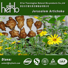 organic inulin from 100% natural Jerusalem artichoke