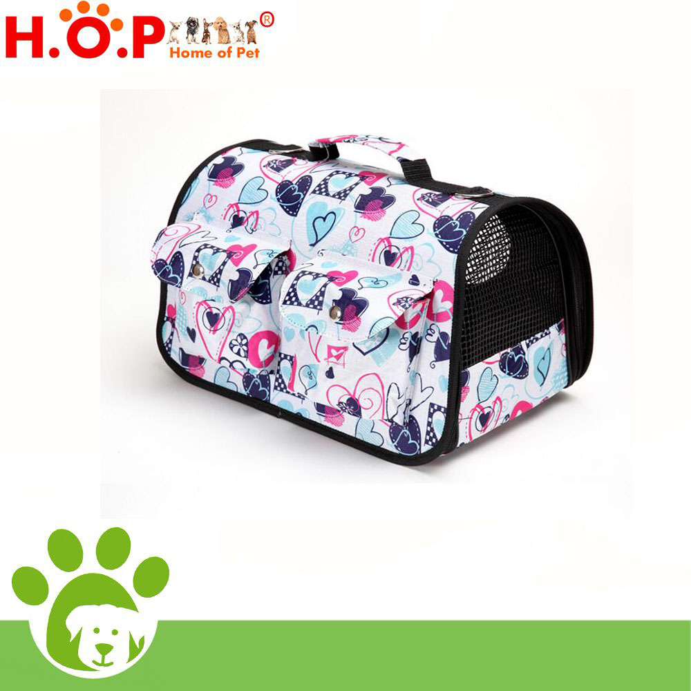 2016 china suppliers polyester waterproof pet carrier, pet carrier dog bag