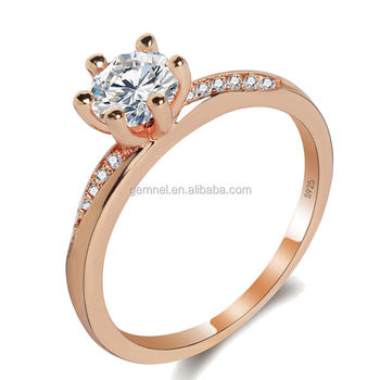 Gemnel jewelry 2017 latest gold finger ring designs fashion diamond ring price wedding ring