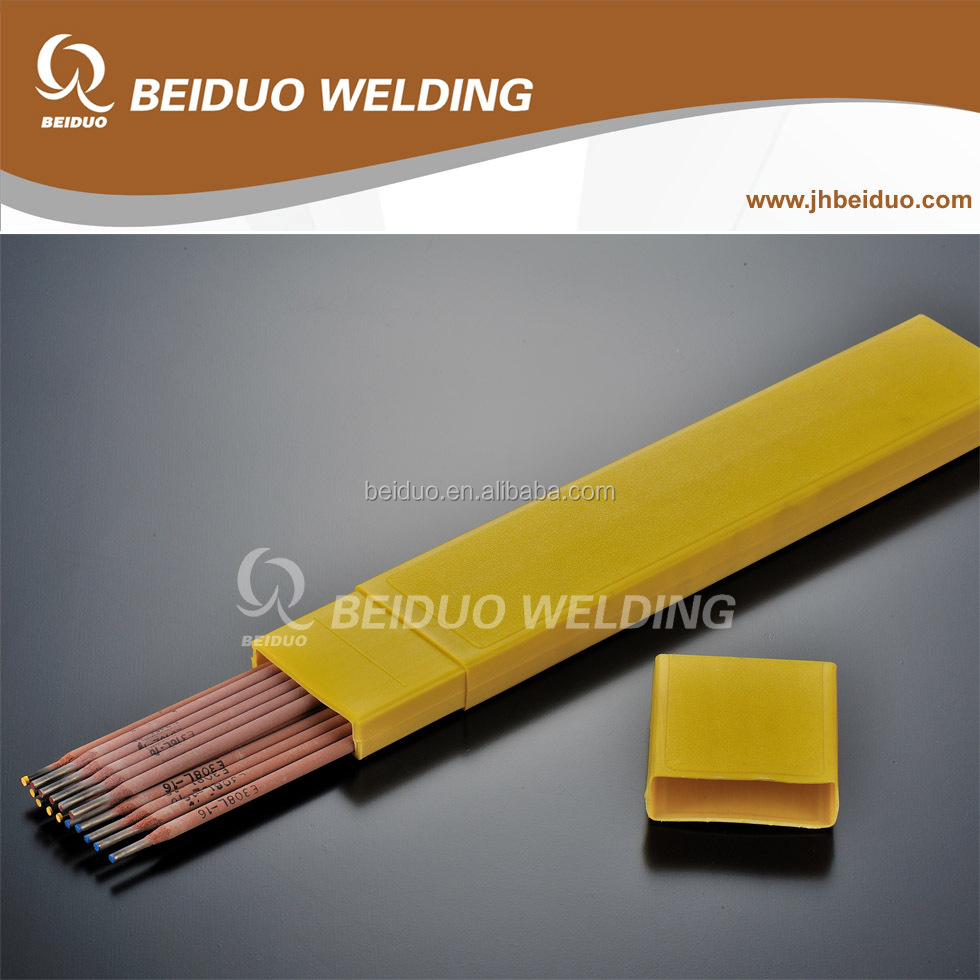 Stainless steel electrode welding rod SS alloy ER312-16