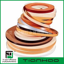 Laminated Edge Strips/ PVC plastic Edge Tape for Furniture Kitchen Cabinet