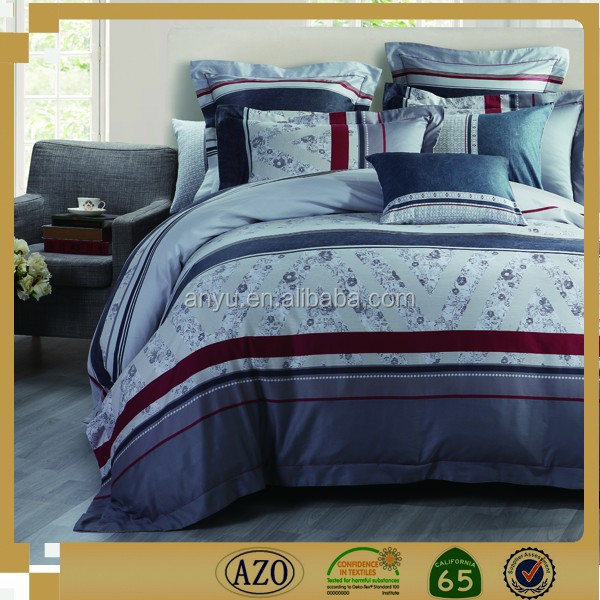 Factory price 100% polyester luxury cheap bed sheets