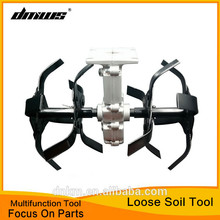 Cultivator attachments loose soil machine for brush cutter