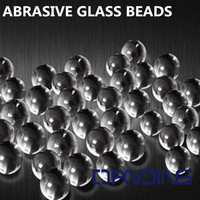 microscopic spherical glass beads from china