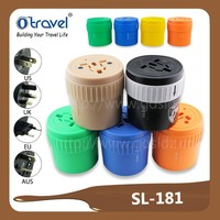 electrical plug components&world travel universal sockets