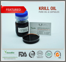 Factory Supply High Quality Antarctic Krill Oil
