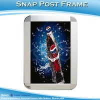 A0 A1 A2 A3 A4 Customization Size Aluminum Material Poster Snap Frame