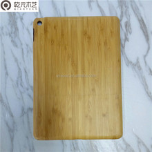 Brand New Bamboo Wood Material tablet cover computer case accessories For ipad