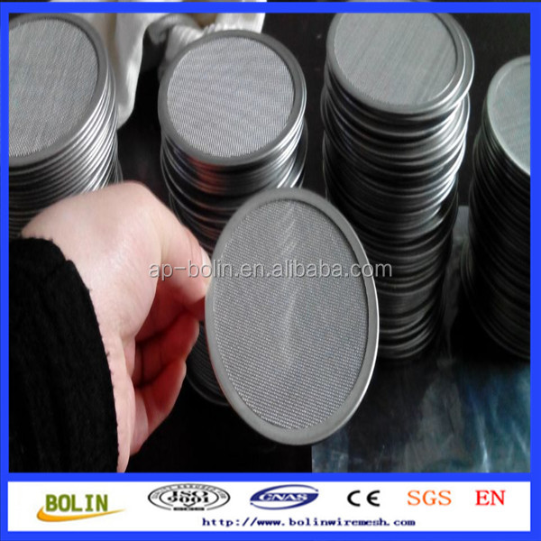 stainless steel wire mesh 15 micron filter(10 years professional experience)