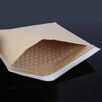 INTERWELL LWJ25 Bubble Mailer, Wholesale Kraft Paper Bubble Padded Envelope