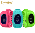 TM-S002A Portable mini Hand-held keychain kids watch gps tracker with SOS call function