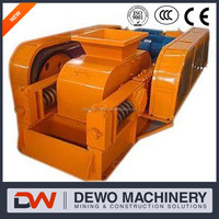 Africa widely used cheap price clay brick roller crusher