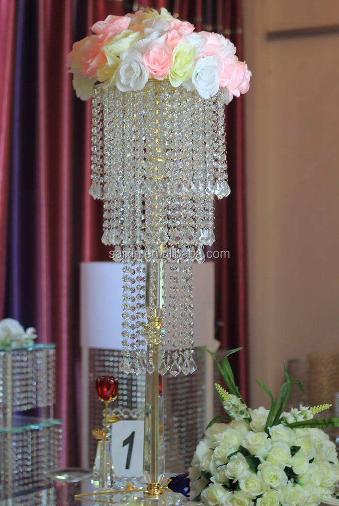 High Quality Wedding Decoration Centerpieces Flower Bouquet Holder Zt 122g